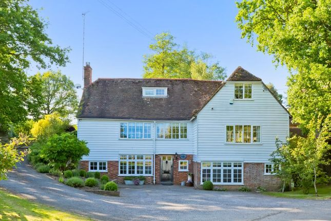 Thumbnail Property for sale in Monteswood Lane, Lindfield, Haywards Heath