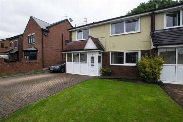 Thumbnail End terrace house for sale in Ladysmith Road, Ashton-Under-Lyne