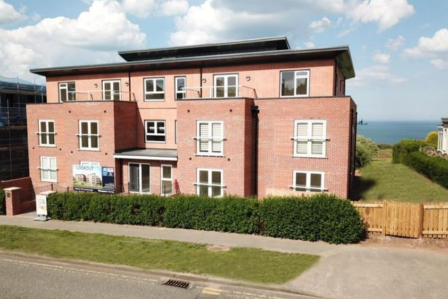 Thumbnail Flat for sale in Plot 21 - Holbeck Hill, Scarborough, North Yorkshire