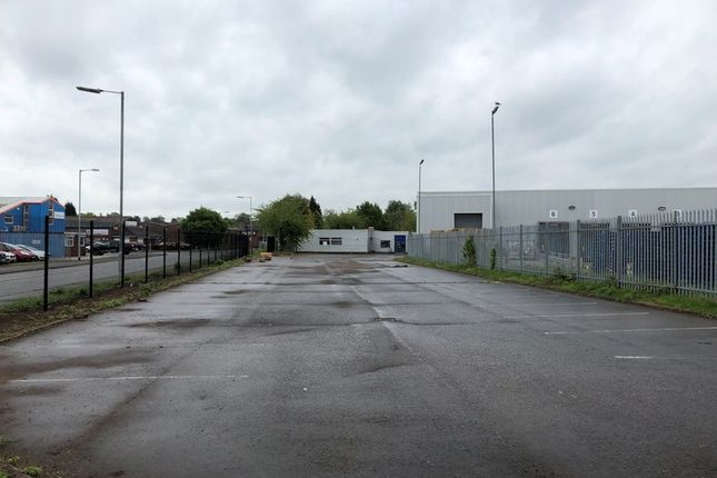 Thumbnail Land to let in Apollo, Lichfield Road Industrial Estate, Tamworth