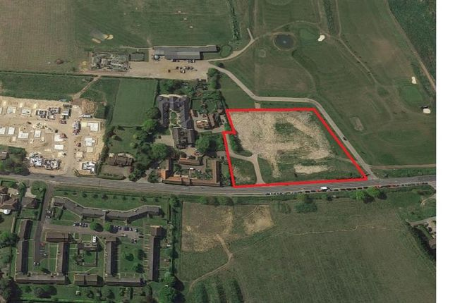 Thumbnail Commercial property for sale in Prime Residential Development Opportunity, Yarmouth Road, Blofield, Norfolk