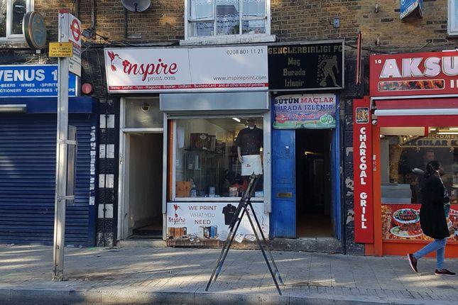 Thumbnail Restaurant/cafe for sale in White Heart Lane, Tottenham