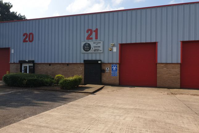 Thumbnail Industrial to let in Hardwick Grange, Warrington
