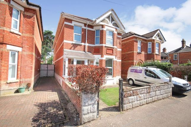 Thumbnail Detached house to rent in Osborne Road, Winton, Bournemouth