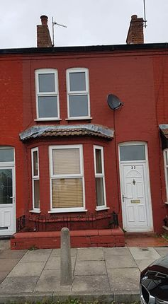 Front of New Street, Seacombe CH44