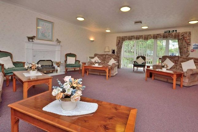 Communal Lounge of Amberley Court, Freshbrook Road, Lancing, West Sussex BN15