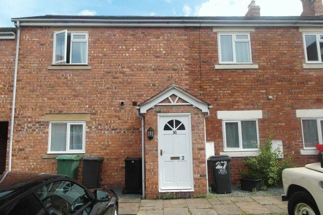 Thumbnail Flat to rent in Shropshire Street, Market Drayton