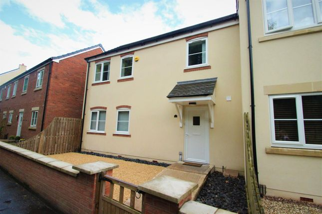 Thumbnail Terraced house to rent in Belvedere Court, Dawley, Telford