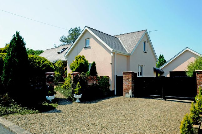 Thumbnail Detached house for sale in Dale Road, Haverfordwest