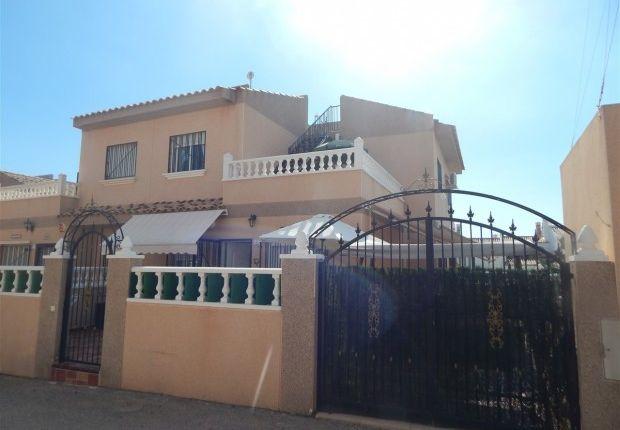 Thumbnail Block of flats for sale in 3 Bedrooms Quad House, Villamartin, Alicante, 03189