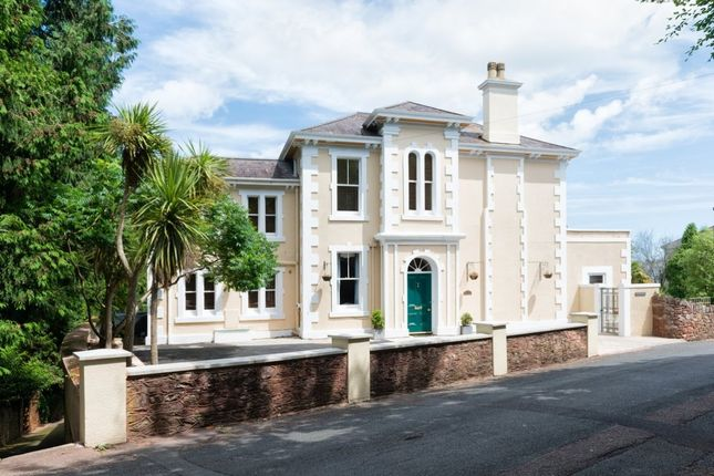 Thumbnail Detached house for sale in Chelston Road, Torquay