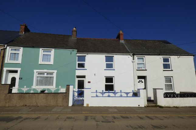 Thumbnail Terraced house to rent in Portfield, Haverfordwest