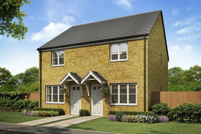 "Semi-detached house for sale in ""The Brampton"" at Occupation Lane, Keighley"