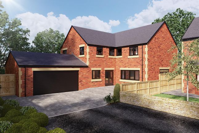 Thumbnail Detached house for sale in Magnolia House, Welbeck Glade, Bolsover