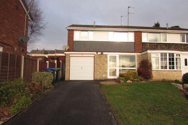Thumbnail Semi-detached house to rent in Linden Avenue, Great Barr
