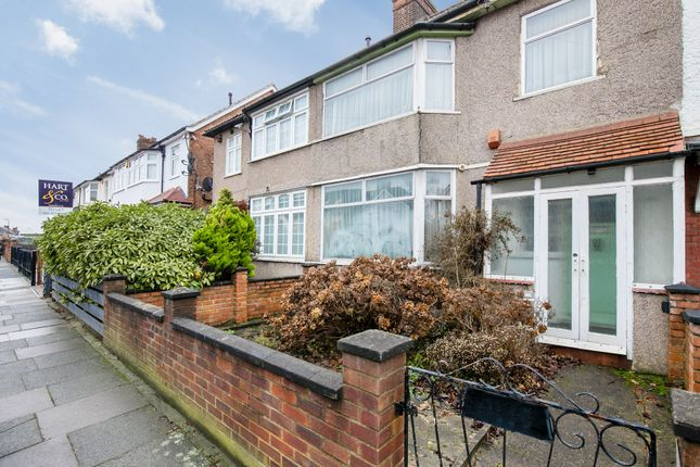 3 bed terraced house for sale in Long Drive, London