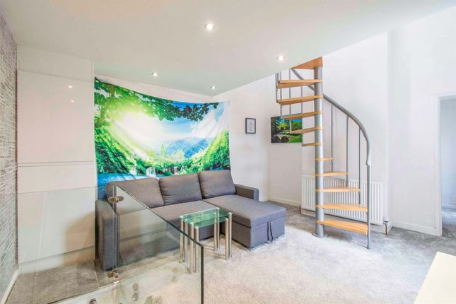 1 bed terraced house for sale in Quarry Street, Mexborough S64