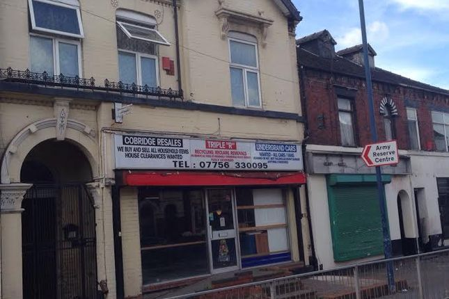 Thumbnail Studio to rent in Waterloo Road, Cobridge, Stoke On Trent