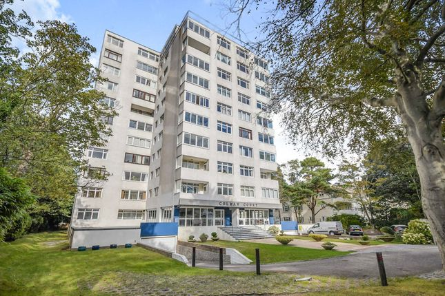 Thumbnail Flat to rent in Manor Road, Bournemouth
