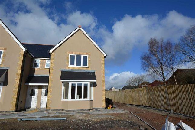 Thumbnail Semi-detached house for sale in Elm Grove, Aberdare, Rhondda Cynon Taff