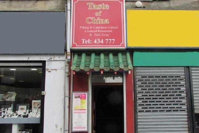 Restaurant/cafe for sale in 73A Main Street, Coatbridge