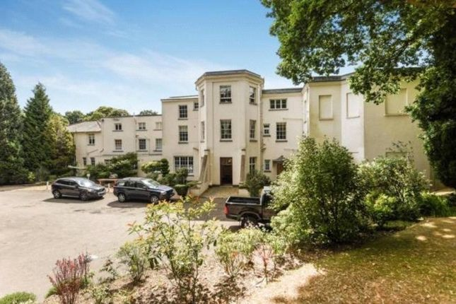 Thumbnail Flat to rent in Portnall Drive, Wentworth, Virginia Water