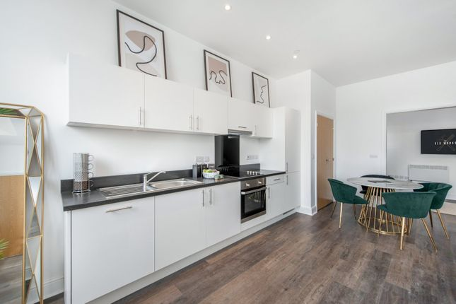 Studio for sale in The Old Works, Birch House, High Wycombe, Buckinghamshire HP11