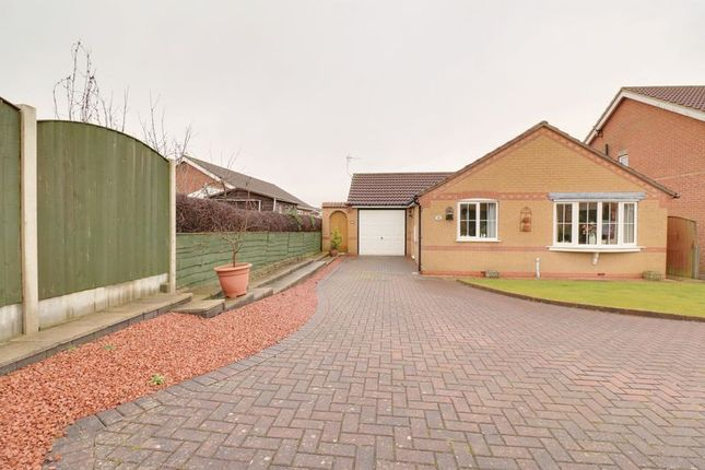 Thumbnail Detached bungalow for sale in Appleyard Drive, Barton-Upon-Humber