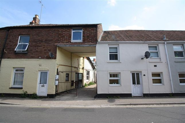 Thumbnail Flat to rent in Grays Terrace, East Reach, Taunton