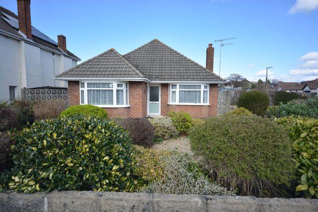 Thumbnail Detached bungalow for sale in Apsley Crescent, Poole