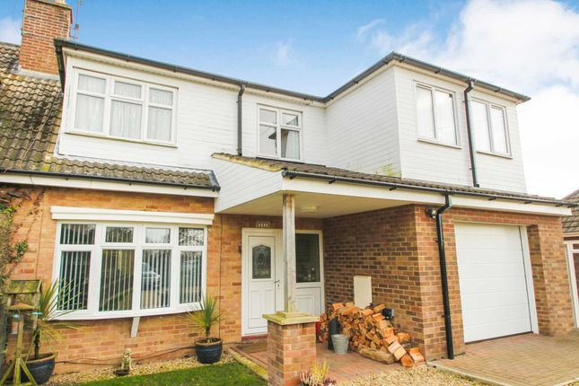Thumbnail Semi-detached house for sale in Avenue Road, Rushden