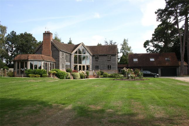 Thumbnail Detached house to rent in Old Bix Road, Bix, Henley-On-Thames, Oxfordshire