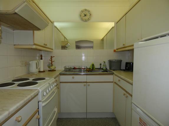 Kitchen of Edge Lane, Chorlton, Manchester, Greater Manchester M32