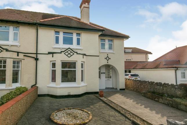 Thumbnail Semi-detached house for sale in Lloyd Street West, Llandudno, Conwy