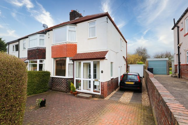 Thumbnail Semi-detached house for sale in Main Avenue, Totley Rise, Sheffield