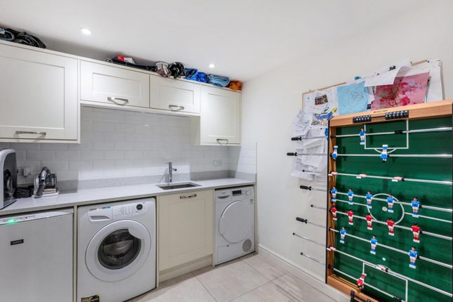 Utility Room of Lattimer Place, Chiswick W4