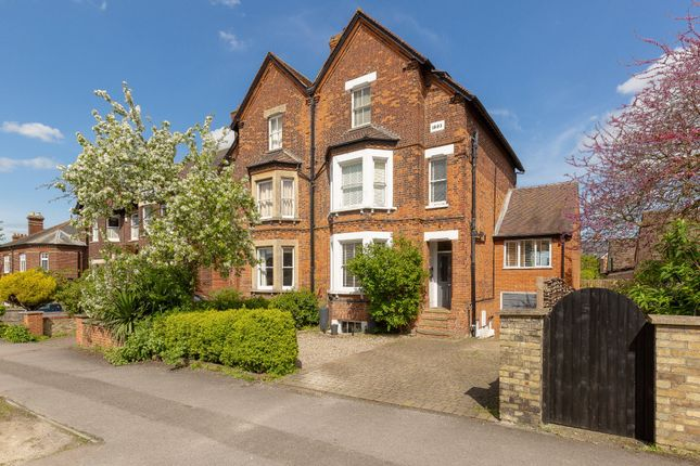 Thumbnail Town house for sale in Old North Road, Royston