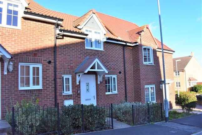Thumbnail Terraced house to rent in Wyndham Park, Yeovil, Somerset