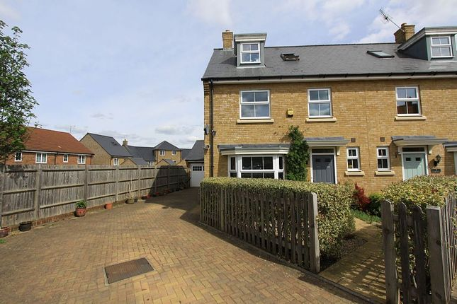 Thumbnail Semi-detached house for sale in Marigold Drive, Sittingbourne, Kent