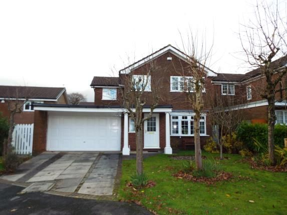 Thumbnail Detached house for sale in Maypark, Bamber Bridge, Preston, Lancashire