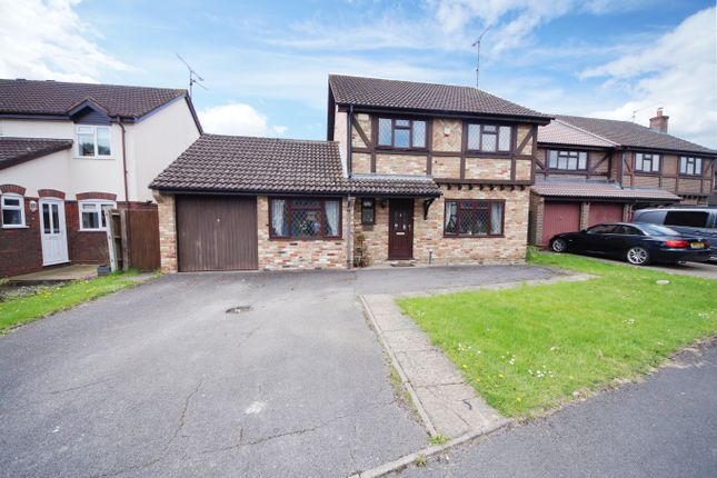 Thumbnail Detached house for sale in Vetch Field, Hook