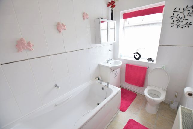 Bathroom of Westham Drive, Pevensey Bay BN24