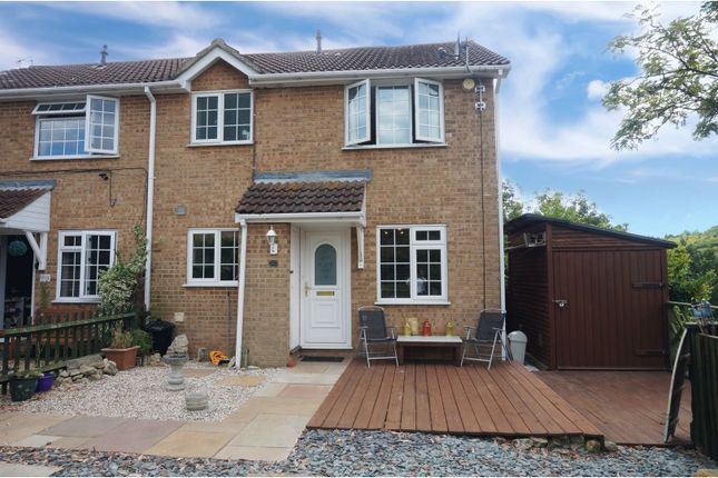 Thumbnail Semi-detached house for sale in Rowan Lea, Chatham