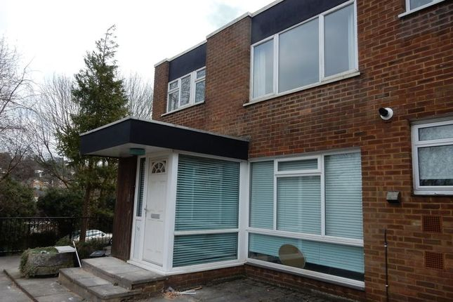 Thumbnail Terraced house to rent in Deepfield Way, Coulsdon