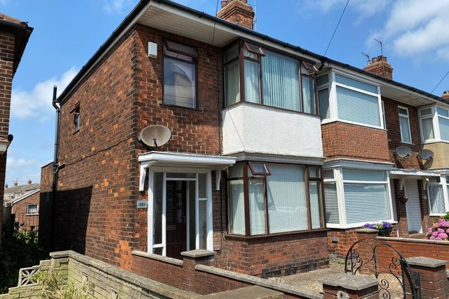 3 bed end terrace house to rent in Southcoates Lane, Hull HU9