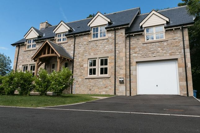 Thumbnail Detached house for sale in Back Burn Cottage, Low Close, Felton