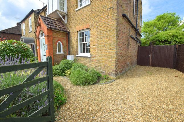 Thumbnail Semi-detached house for sale in St Lukes Road, Old Windsor, Berkshire