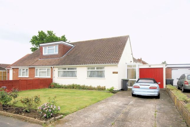 Thumbnail Semi-detached bungalow for sale in Brookers Lane, Gosport