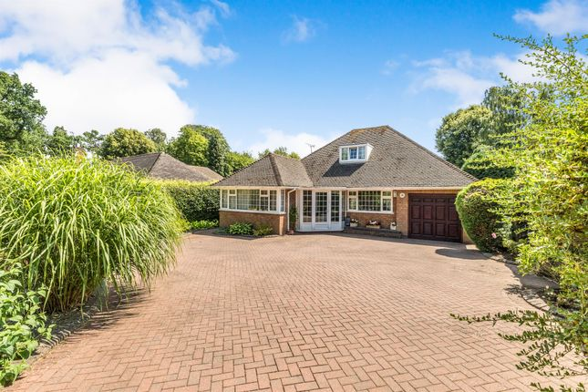 Thumbnail Detached bungalow for sale in Waverley Grove, Solihull