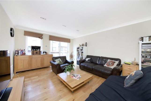 Thumbnail Flat to rent in Goodhart Place, Limehouse, London